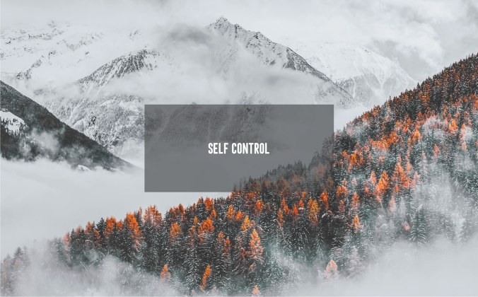 Self Control_Cover Photo