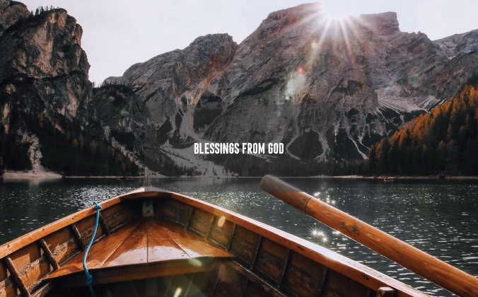 Blessings from God_Cover Photo
