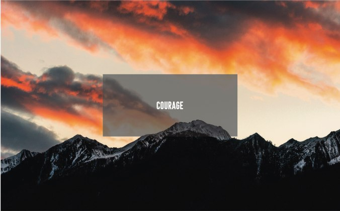 Courage_Cover Photo