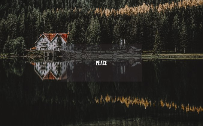 Peace_Cover Photo