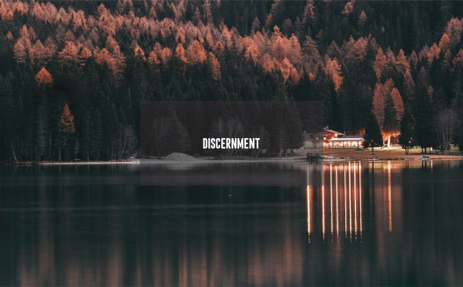 Discernment_Cover Photo